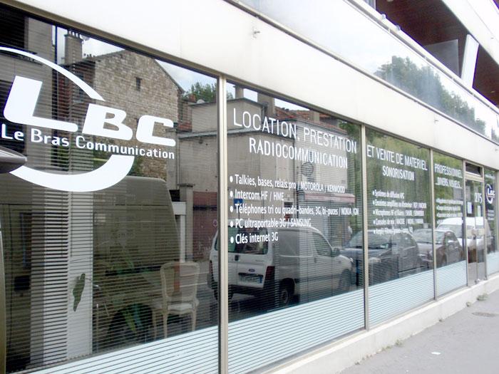 Locaux Le Bras Communication Paris à Boulogne
